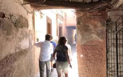 Memorable Moments – Sarah Miles – Morocco