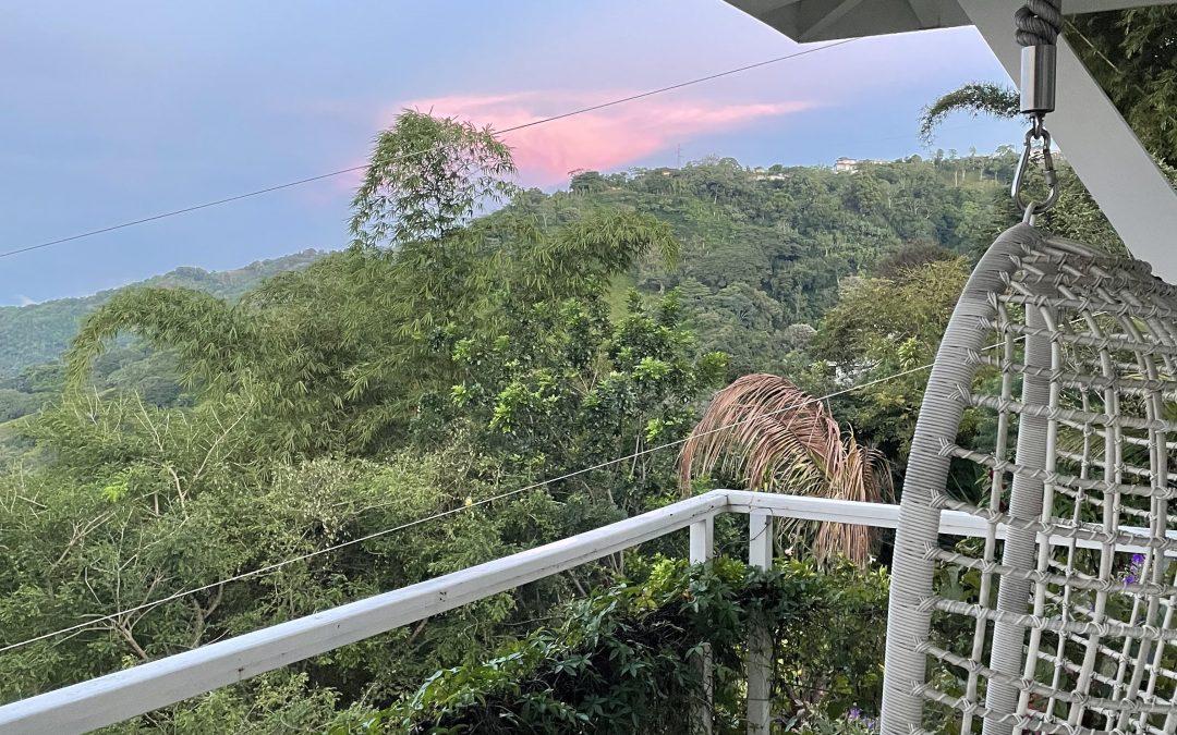 OTT views in Costa Rica | webcast on Mount Kilimanjaro | podcast on Turks & Caicos